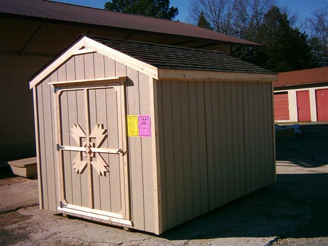 Storage Buildings Aka Barns